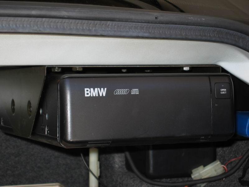 Bmw Cd Changer Ebay Autos Post